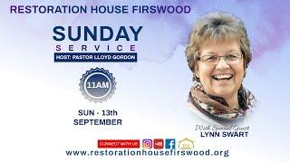 Restoration House Firswood | Sunday Service