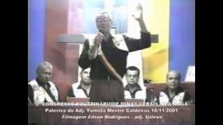 PALESTRA MESTRE CALDEIRAS EM IPATINGA MG   16 11 2001
