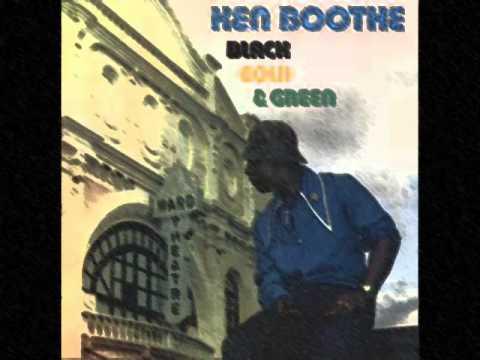 Ken Boothe Hallelujah (Black Gold & Green)