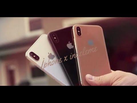 Telefonumda  Ne Var /iphone x