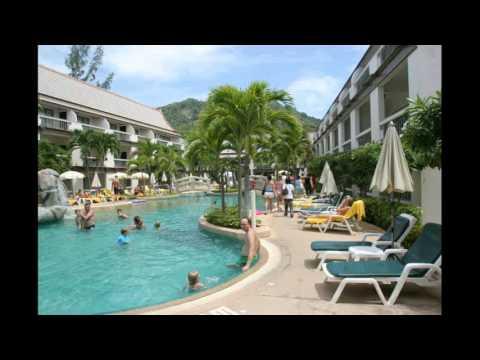 Обзорные фото отеля Centara Kata Resort 4* Пхукет, Тайланд