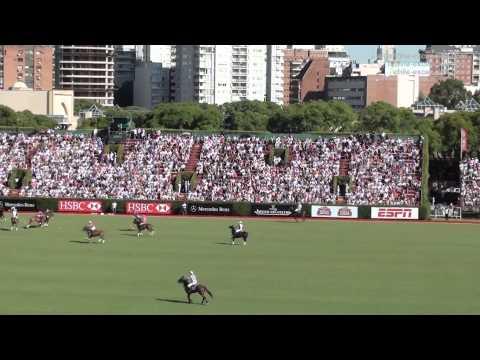 Polo en Argentine : finale de l'Open de Palermo 2013, Buenos Aires