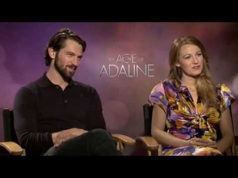 "ArcLight Stories - ""Age Of Adaline"" Blake Lively, Michiel Huisman, And Director Lee Toland Krieger"