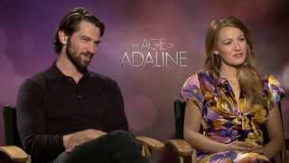 """ArcLight Stories - """"Age Of Adaline"""" Blake Lively, Michiel Huisman, And Director Lee Toland Krieger"""