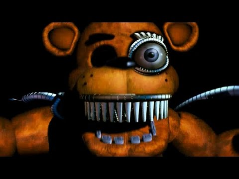 If FNAF SL Jumpscares had different voice?