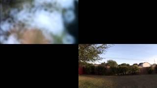 Celestron 4SE with GoPro3 Piggyback - PIP - Test
