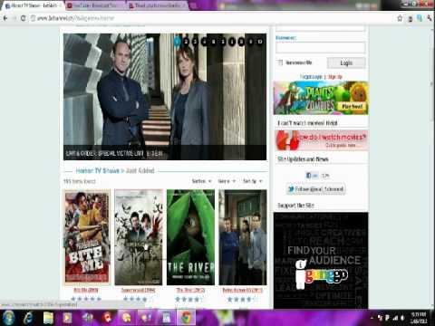 Best Free Movie Website Tutorial!
