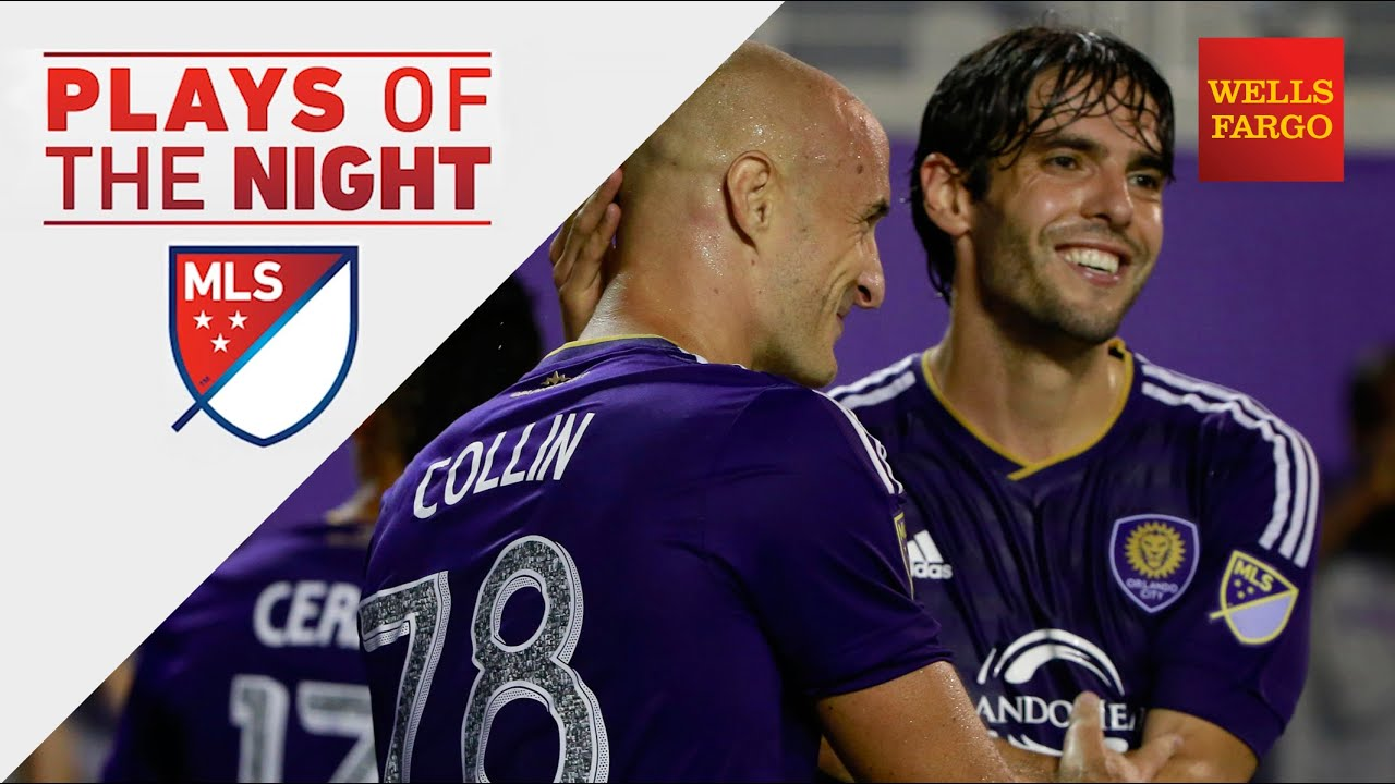 Download Kaka's flicks, tricks, and a record night for goals | Plays of the Night presented by Wells Fargo