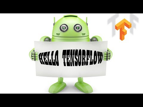 Hello World TensorFlow-Android