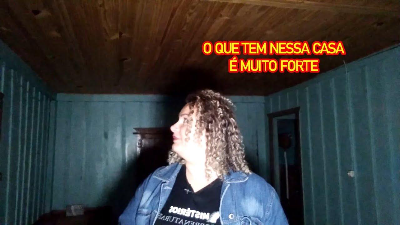 ESPÍRITO GUARDIÃO NÃO ME QUERIA NO LOCAL