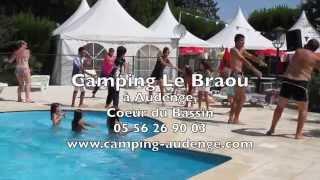 Animations camping Le Braou Arcachon - Audenge - Cap Ferret