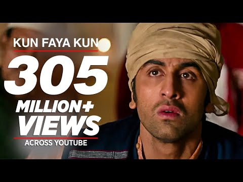 Mix - Kun Faya Kun Full Video Song Rockstar | Ranbir kapoor