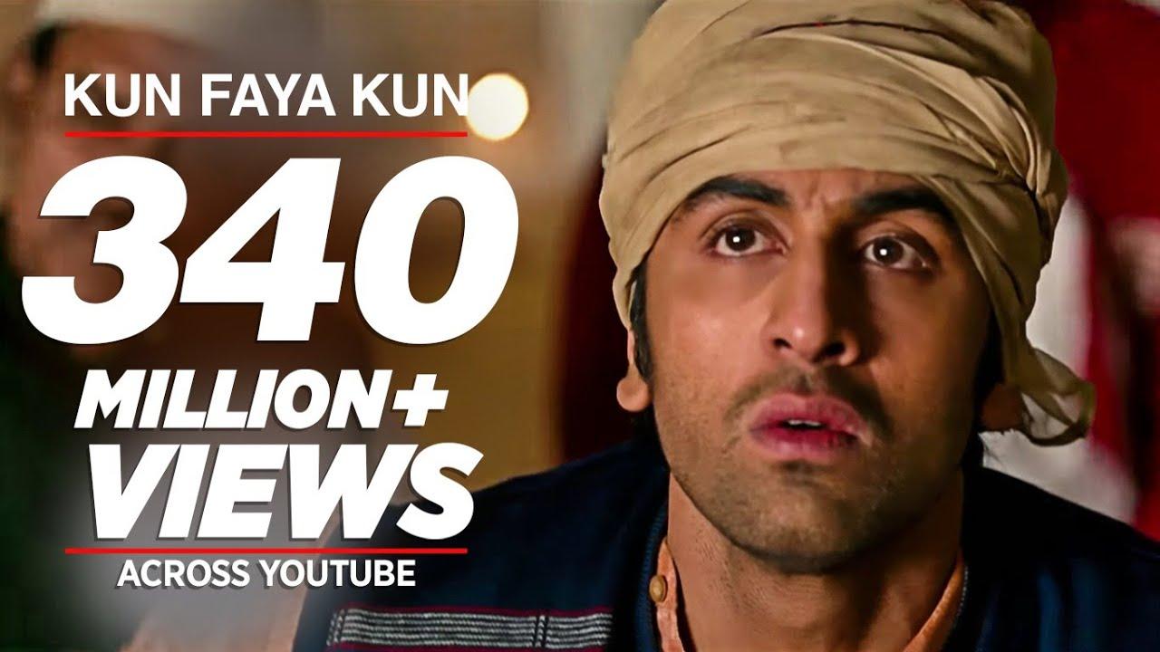 Kun Faya Kun Full Video Song Rockstar | Ranbir Kapoor | A.R. Rahman, Javed Ali, Mohit Chauhan