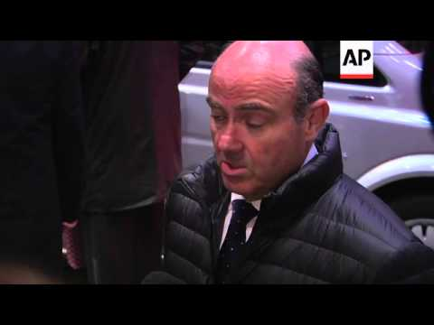 Finance minister says Spain to end banking bailout programme