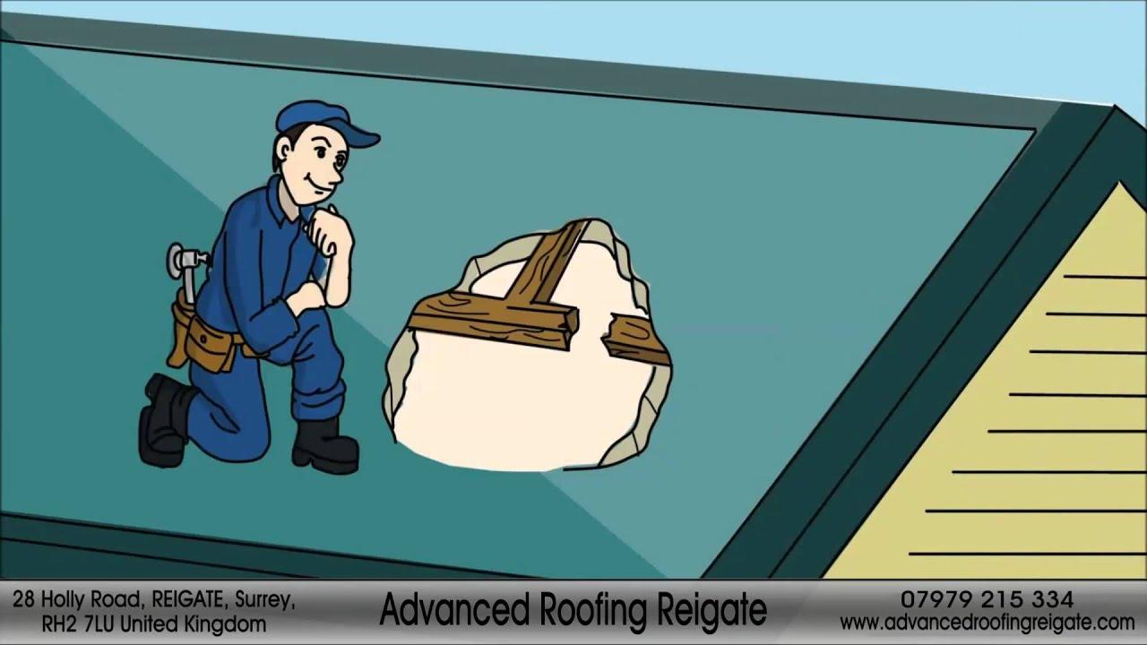 Advanced Roofing Services Reigate Surrey RH2 7LU 07979 215 334