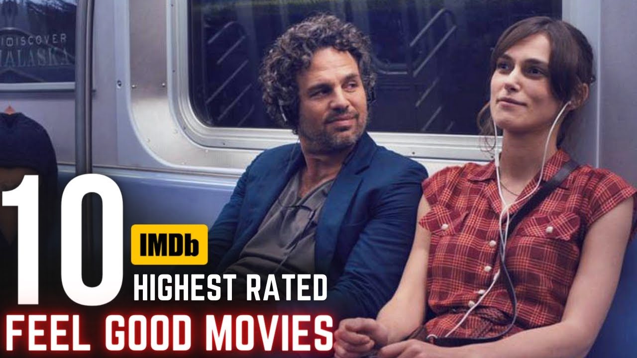 Top 10 Hollywood FEEL GOOD Movies that are Emotions | Netflix, Prime, Disney+ Hotstar (Hindi/Eng)