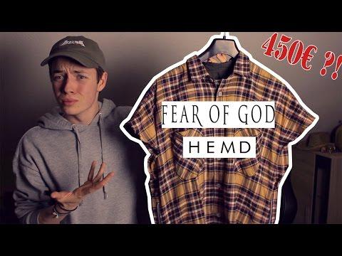 450€ für ein Hemd...?!   Fear of God Flannel   Jemand