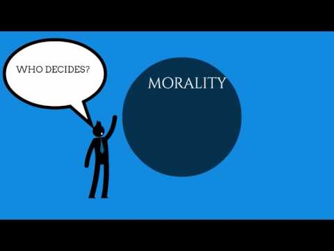 positivist law and morality relationship