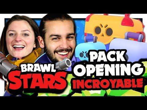 UN PACK OPENING DE DINGUE : BRAWLER ET GEMMES ! | BRAWL STARS CO-OP FR
