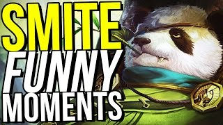 I'M FAST AS F*CK BOY! (Smite Funny Moments)