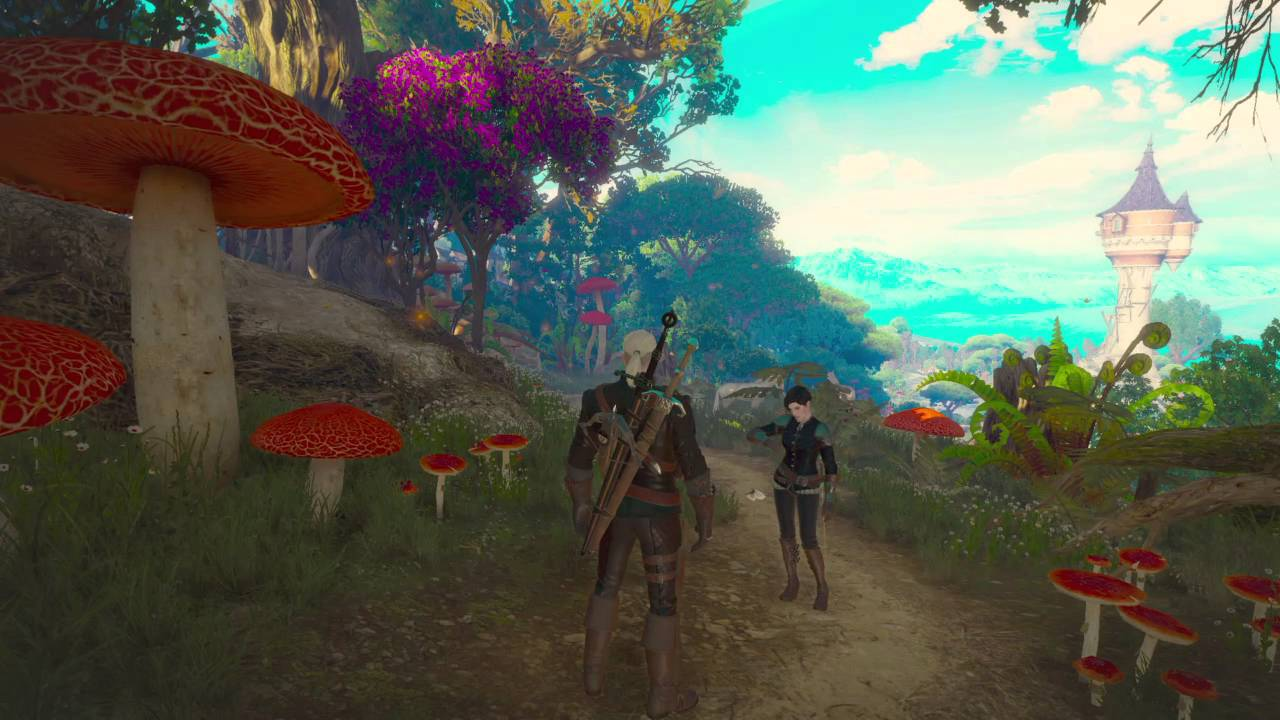 the witcher 3 the land of thousand fairy tales music