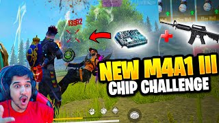 Only  M4A1 (Chip) Challenge in Heroic