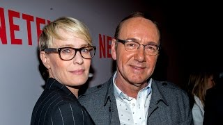 Actress Robin Wright Pulled A Claire Underwood To Get Equal Pay