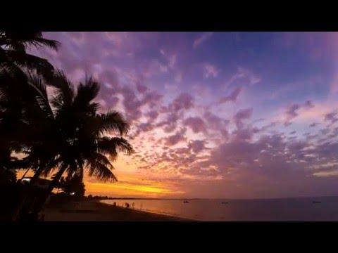 Fiji Sunset Jan 28, 2016