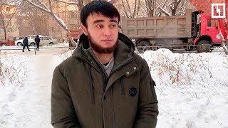 Спасал людей после взрыва газа в Магнитогорске