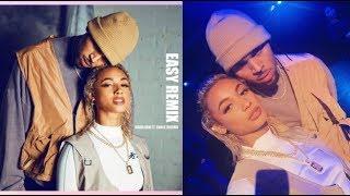 DaniLeigh ~ Easy ft. Chris Brown (40 MINUTES AUDIO LOOP) 🎥