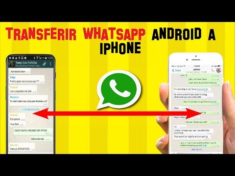 Transferir Chat De Whatsapp De Android A IPhone -  Dr. Fone