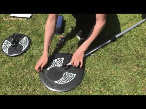 A Video Of MD 5008 Professional Metal Detector Assembling