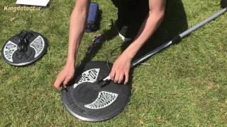 A Video of MD-5008 Professional Metal Detector, Assembling & Testing