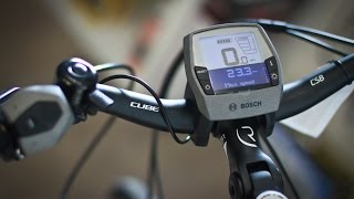 Bosch Ebike systems - An Introduction