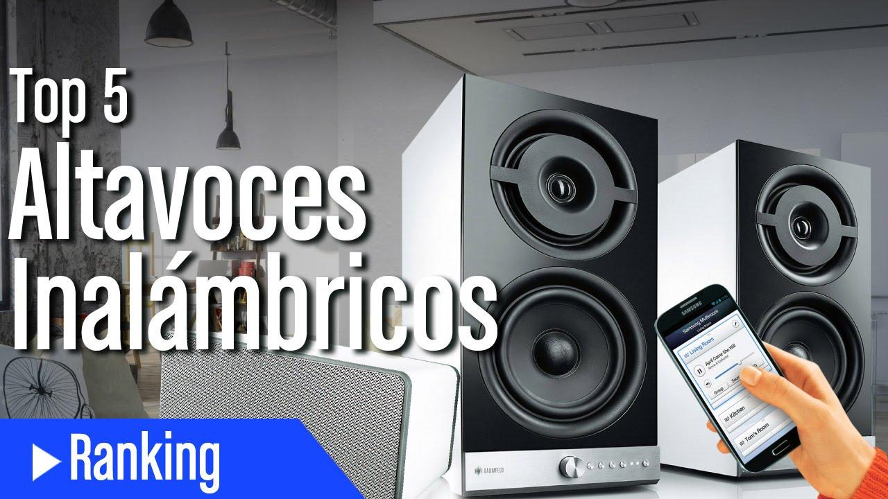 Top 5 altavoces inal mbricos youtube - Redes para colgar altavoces ...