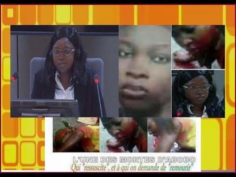 2ème P. CPI 15 Nov 2017: Confusion sur les réseaux sociaux le temoin Camara F Bintou