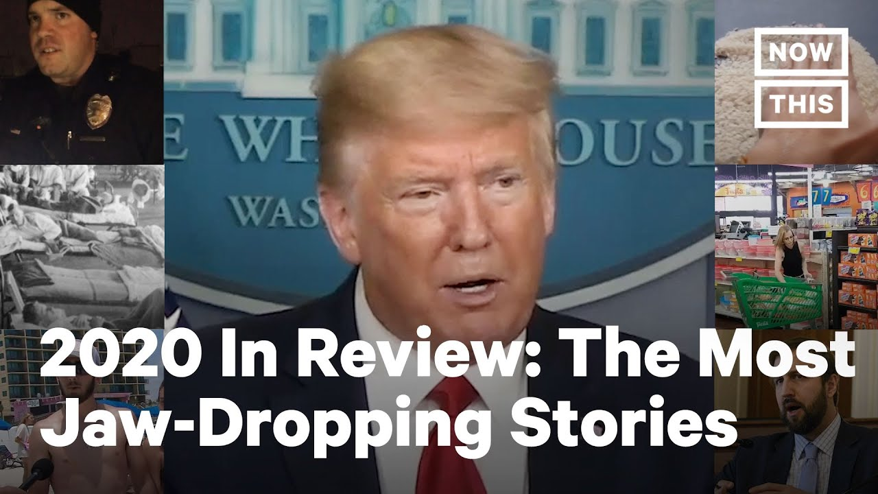 Download Top 10 Most Jaw-Dropping Stories of 2020 | NowThis
