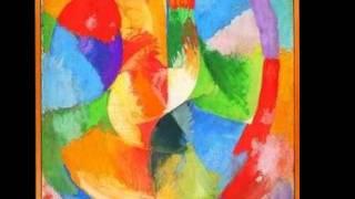 Robert Delaunay MUSICA Edvard Grieg - Peer Gynt - Suite No. 2, Arabian Dance