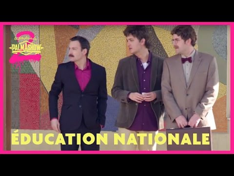Education nationale - Palmashow