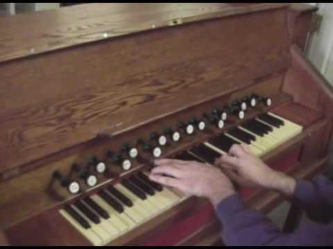 Estey Philharmonic reed organ