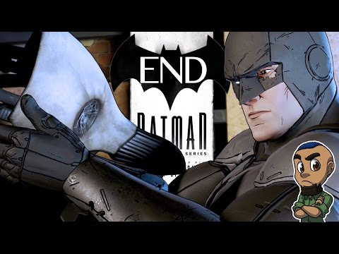 BATMAN: THE TELLTALE SERIES | Episode 2 Gameplay Walkthrough | Children of Arkham Ending (Penguin)