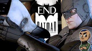 BATMAN: THE TELLTALE SERIES | Episode 2 Gameplay Walkthrough | Children of Arkham Ending (Penguin)
