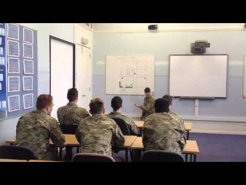 RMA Sandhurst 23 Platoon Csjt Skit (1)