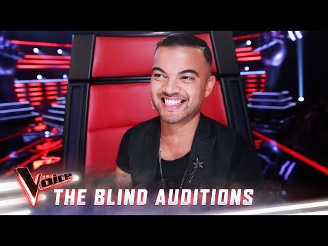 The Blinds: Guy's new colleagues | The Voice Australia Season 8