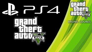 MOD MENU GTA V PS4 TRAVADO