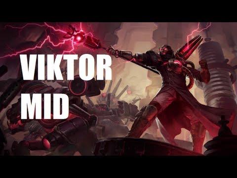 League of Legends - Creator Viktor - Full Game Commentary