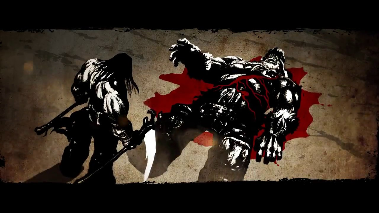 darksiders 2 the four horsemen killing the nephilim