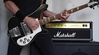 Cöverhead - The Hammer - Motörhead Bass Cover