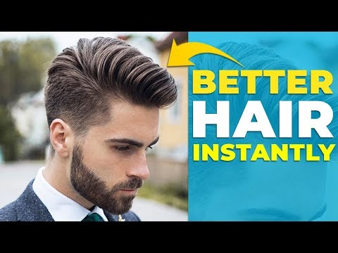 5 Tips to Have Better Hair INSTANTLY | Men's Hairstyle Tips | Alex Costa