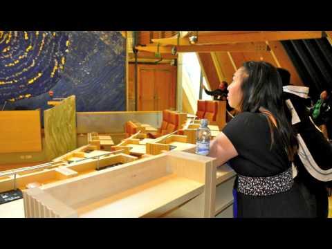 Sami Inuit Cultural Exchange